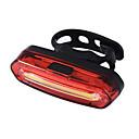 povoljno Svjetla za bicikle-LED Svjetla za bicikle Stražnje svjetlo za bicikl sigurnosna svjetla XP-G2 Brdski biciklizam Bicikl Biciklizam Vodootporno Višestruka načina Prijenosno Jednostavna primjena Li-polymer 100 lm punjiva