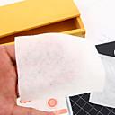 voordelige 3D-printerbenodigdheden-Eenvoudig Bedenken 60 pcs Niet-geweven stof Kwadraat Dagelijks / Gezicht Stijlvol / Eenvoudig Alledaagse kleding Dagelijkse make-up Casual / Dagelijks schoonheidsmiddel Verzorgingsbenodigdheden