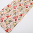 halpa Wedding Dress Fabric-Sifonki Kukkakuviot Pattern 150 cm leveys kangas varten Erikoistilanteet myyty mukaan mittari