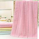 זול מגבת רחצה-איכות מעולה מגבת רחצה, קווים / גלים תערובת כותנה / פשתן חדר אמבטיה 10 pcs