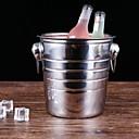 halpa Leivontavälineet-2pcs Ruostumaton teräs Jää-ämpärit ja viininjäähdyttimet Viinitarvikkeet Creative Kitchen Gadget viini Lisätarvikkeet varten barware