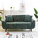 זול כיסויים-ספה לכסות עץ מתיחה גבוהה מודפס רך פוליאסטר slipcovers