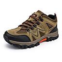 hesapli Erkek Atletik Ayakkabıları-Erkek Ayakkabı PU Yaz Atletik Ayakkabılar Dağ Yürüyüşü Dış mekan için Gri / Kahverengi / Ordu Yeşili
