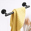 זול מוטות למגבות-מתלה מגבת יצירתי Fun & Whimsical פלדת על חלד 1pc - חדר אמבטיה / אמבטיה מותקן על הקיר