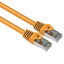 זול כבל אתרנט-cat6a vention כבל Ethernet rj45 cat6a כבל lan rj45 רשת Ethernet תיקון כבל עבור המחשב הנייד נתב כבל Ethernet 1m
