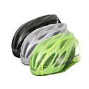 رخيصةأون خوذات الدراجة-Arsuxeo بالغين للبالغين غطاء خوذة الدراجة 2 المخارج رياضات للجنسين أخضر / الدراجة الدراجة - أبيض أسود أخضر للجنسين