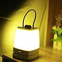 halpa Koristevalot-1kpl LED Night Light Keltainen USB Luova <=36 V
