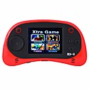 cheap Game Consoles-RS-8 Handheld Game Player for Kids Portable Gaming System Video Game Player 2.5 LCD Built-in 260 Classic Games