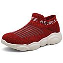 זול נעלי ספורט לילדים-בנים / בנות נוחות סריגה נעלי ספורט אדום / ורוד / כחול ים קיץ