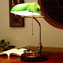 זול מכוניות צעצוע-מסורתי / קלסי עיצוב חדש מנורת שולחן עבור חדר שינה / משרד מתכת 220V