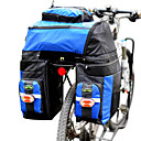 cheap Bike Frame Bags-FJQXZ 70 L Bike Panniers Bag 3 In 1 Adjustable Large Capacity Bike Bag 1680D Polyester Bicycle Bag Cycle Bag Cycling / Bike / Waterproof