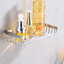זול טסטרים וגלאים-סבון כלים & מחזיקים יצירתי Fun & Whimsical מתכת אל חלד 1pc - חדר אמבטיה / אמבטיה מותקן על הקיר