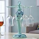 halpa Leivontavälineet-2pcs Hartsi Viinitelineet Viinitelineet Creative Kitchen Gadget viini Lisätarvikkeet varten barware