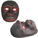 abordables Masques de Fête-Masques d'Halloween Masque d'Animal Cerf Horreur PVC Pièces Adulte Unisexe Jouet Cadeau
