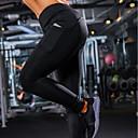 halpa Kuntoilu-, juoksu- ja joogavaatetus-Naisten Joogahousut Urheilu Muoti Pyöräily Sukkahousut Leggingsit Juoksu Fitness Activewear Kosteuden siirtävä Elastinen Ohut