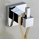 זול מתלים לחלוק-וו תליה לחלוק יצירתי / רב שימושי עכשווי מתכת 1pc מותקן על הקיר