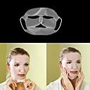 זול כריות קישוט-מסכת גיליון טיפולי פנים 1 pcs מוסיף לחות / Kattavuus / להמרצת מחזור הדם בפנים ונגד סימני גיל טיפול בתינוקות / בריאות ויופי להשלים קוֹסמֵטִי סיליקון