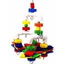 זול אביזרים לציפורים-ציפור מוטות וסולמות ידידותי לחיות מחמד פוקוס צעצוע הרגשתי / צעצועים בד Parrot פלסטי 20 cm