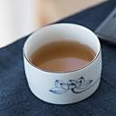 cheap Coffee and Tea-Porcelain Heatproof Coffee Irregular 2pcs Cup