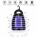 halpa Kodinkoneet-Mosquito Killer Lamps MD06 ABS Musta