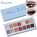 hesapli Göz Farları-marka cmaadu 14 renk parlak metal göz farı moda sedefli mat göz farı su geçirmez uzun ömürlü göz makyajı.