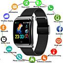זול חכמים wristbands-KING-WEAR® F9 איש אישה Smart צמיד Android iOS Blootooth עמיד במים מסך מגע מוניטור קצב לב מודד לחץ דם ספורטיבי טיימר מד צעדים מזכיר שיחות מד פעילות מעקב שינה