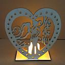זול קישוטי חתונה-קישוטים עץ חלק 1 פֶסטִיבָל