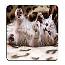 זול משטח עכבר-LITBest כרית Gaming / משטח העכבר הבסיסי 22*18*0.2 cm גומי Square
