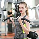 זול תיקי יד-בגדי ריקוד נשים אימונית קולור בלוק יוגה ריצה כושר וספורט חליפות בגדים לבוש אקטיבי נושם ייבוש מהיר באט הרם סטרצ'י (נמתח) רזה