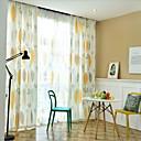 זול כיסויי שולחן-עכשווי פרטיות שני פנאלים וִילוֹן סלון   Curtains