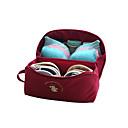 זול נוחות בנסיעות-ארגונית נסיעות למזוודה רב תכליתי / נושם / ניתן לכיבוס ל חזיות / בגדים ניילון 26*13.5*13.5 cm בגדי ריקוד נשים שימוש יומיומי / לטייל / נסיעות