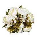 povoljno Cvijeće za vjenčanje-Cvijeće za vjenčanje Buketi Vjenčanje / Special Occasion Platno 41-50 cm