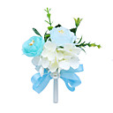 """זול פרחי חתונה-פרחי חתונה פרחי דש חתונה / אירוע מיוחד אחר חומר 4.72""""(לערך.12ס""""מ) / 5.51""""(לערך.14ס""""מ)"""