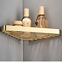 זול מדפי מקלחת-צדף לחדר האמבטיה יצירתי מסורתי פליז 1pc מותקן על הקיר