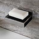 זול טסטרים וגלאים-סבון כלים & מחזיקים יצירתי עכשווי פלדת על חלד 2pcs - חדר אמבטיה מותקן על הקיר