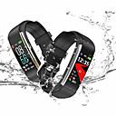 זול חכמים wristbands-KUPENG R1 נשים Smart צמיד Android iOS Blootooth עמיד במים מסך מגע מוניטור קצב לב מודד לחץ דם כלוריות שנשרפו טיימר מד צעדים מזכיר שיחות מד פעילות מעקב שינה