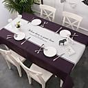 זול כיסויי שולחן-עכשווי יום יומי כותנה סיבי פוליאסטר ריבוע Cube כיסויי שולחן מפות שולחן מעוטר דמות מצוירת בתלת מימד מדפיס ידידותי לסביבה עמיד במים לוח קישוטים
