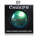 זול שפתונים-המותג cmaadu זיקית מתכת מונוכרום לוח צבעים יהלום פנינה מבריק מבריק גבוהה עין צל איפור העין מתמשך