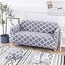 זול כיסויים-כיסוי ספה צבעים מרובים / עכשווי הדפסה תגובתית פוליאסטר כיסויים