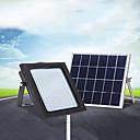 זול פמוטי קיר לחוץ-1pc 18 W תאורה שוטפת לד / תאורת קירות חוץ / השמש אור השמש עמיד במים / סולרי / בקרת אור לבן 5.5 V תאורת חוץ / בריכת שחיה / חָצֵר 150 LED חרוזים