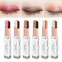 hesapli Göz Farları-Kadife degrade iki renkli göz farı sopa kalem renk sedefli göz farı göz kozmetik