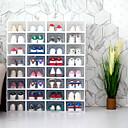 hesapli Kavanozlar ve Kutular-4adet Depolama / Saklama Kutuları Plastikler Depolama Akıllı ev