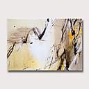 povoljno Apstraktno slikarstvo-Hang oslikana uljanim bojama Ručno oslikana - Sažetak Moderna Bez unutrašnje Frame