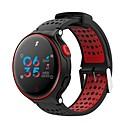 זול חיישנים-x2 חכם צפה צבע מסך צמיד ספורט Bluetooth הלהקה כושר צמיד קצב הלב לפקח ip68