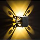povoljno Kuhinjske slavine-Kreativan / New Design Jednostavan / LED Unutrašnji / Magazien / Cafenele Aluminij zidna svjetiljka IP44 opći 1 W