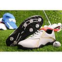 זול נעלי גולף-בגדי ריקוד גברים נעלי גולף גולף ריפוד רך עמיד לזעזועים נוח ספורט סגנון אמנותי סגנון מודרני ספורטיבי מסוגנן