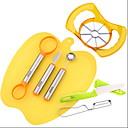 זול אביזרים למטבח-פלסטי כלים פשוט כלי מטבח כלי מטבח כלים חדישים למטבח 1set