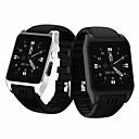 Недорогие Смарт-часы-умные часы x86 android 4.4 os mtk6572 bluetooth 4.0 3g wifi rom 4 Гб оперативной памяти 512 мб smartwatch