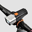 povoljno Svjetla za bicikle-LED Svjetla za bicikle Prednje svjetlo za bicikl LED Brdski biciklizam Bicikl Biciklizam Vodootporno Višestruka načina Super Bright Sigurnost 18650 900 lm punjiva baterija Bijela Kampiranje