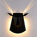 hesapli Asma Dolap Işıkları-Duvar ışığı Ortam Işığı Duvar lambaları 12 W 110-120V / 220-240V Birleştirilmiş LED LED